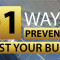 101 ways to prevent crime against your business