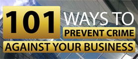 101 ways to prevent crime against business